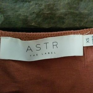 Astr Tops - Astr The Label Bodysuit .  Size XS